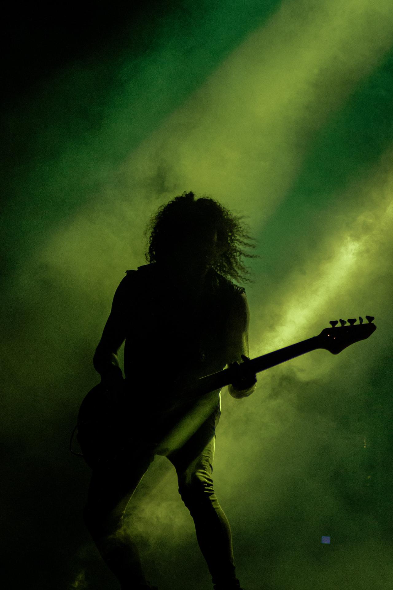 Moonspell - Festival F - Noites F © Carolina Costa - Portugalinews