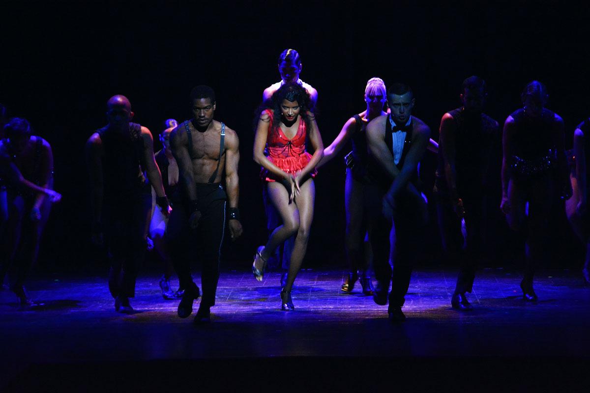 Musical Chicago at Teatro da Trindade © Margarida Rodrigues - Portugalinews