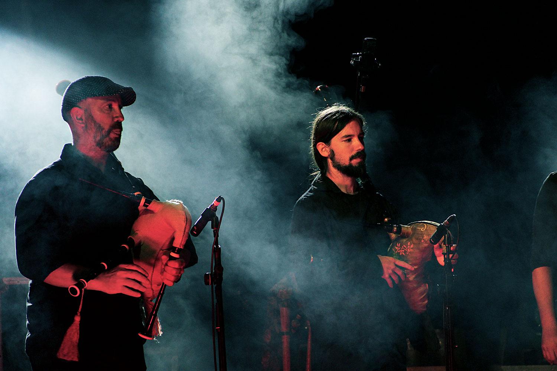 Orquestra de Foles at Festa do Avante 2020 © Patricia Rodrigues - Portugalinews