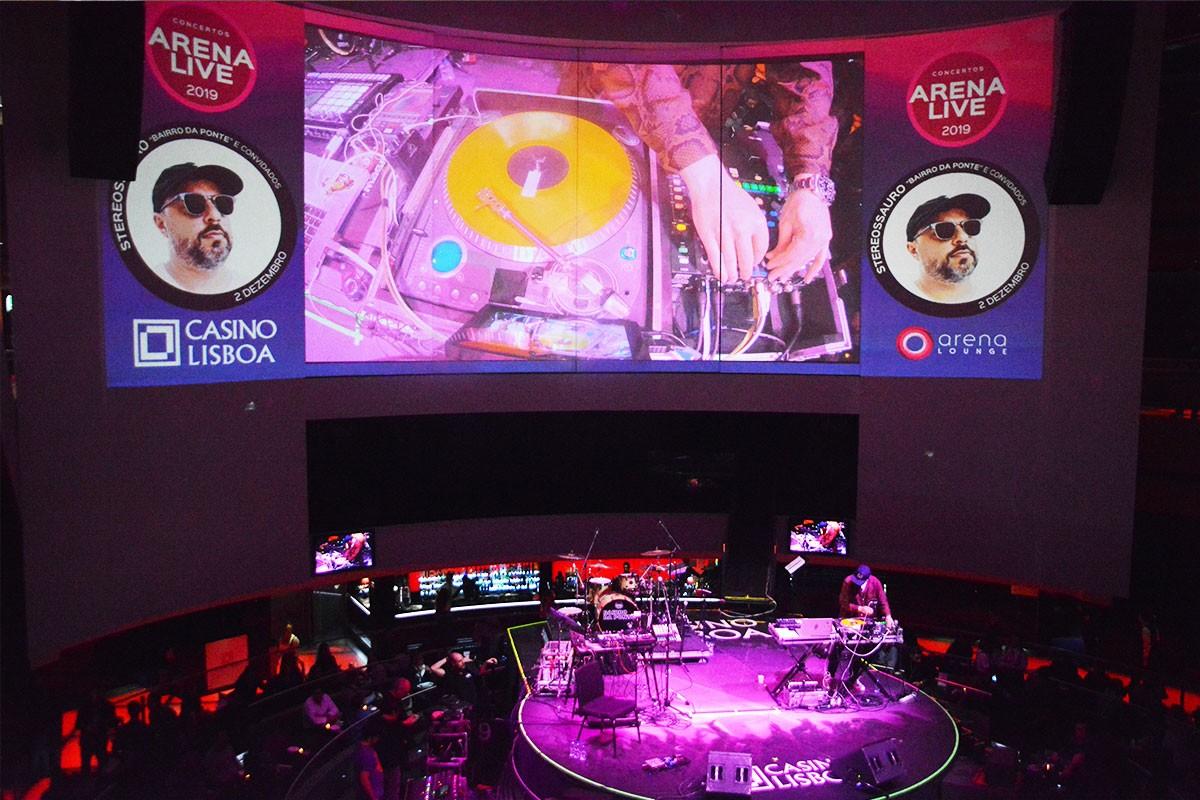 Stereossauro Finished 2019 Bairro Da Ponte Tour At Casino Lisboa Ineews The Best News