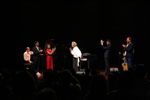 simone de oliveira tivoli a valsa da vidaFF, Sissi Martins, Rúben Madureira, António Zambujo, Armando Ribeiro, Nuno Feist