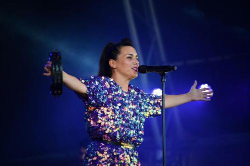 Marta Ren at Festa do Avante 2020 © Luis M Serrão- Portugalinews (5)