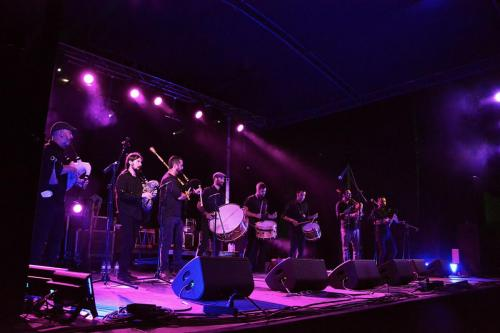 Orquestra de Foles at Festa do Avante 2020 © Margarida Rodrigues - Portugalinews (2)